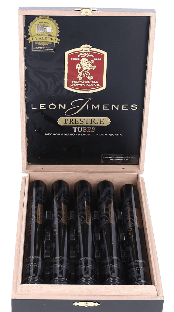 Leon Jimenes Prestige Churchill Tube