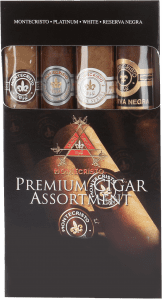 Montecristo Premium Cigar Corona Assortment