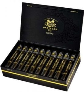 Partagas Black Label Maximo Tube
