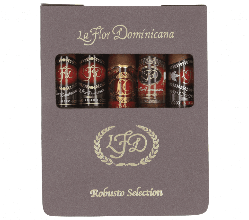 La Flor Dominicana Robusto Selection