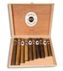 Ashton 10 Cigar Sampler