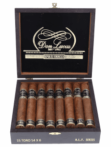 Don Lucas A.L. Series Short Robusto A.L.F. Dominican Sungrown