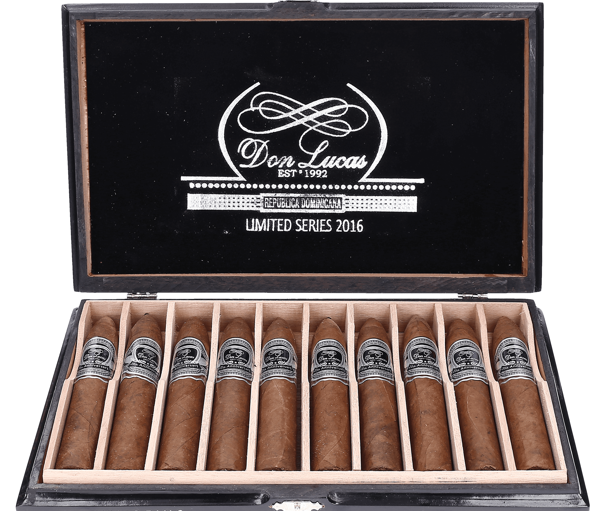 Don Lucas 20th Anniversary Belicoso