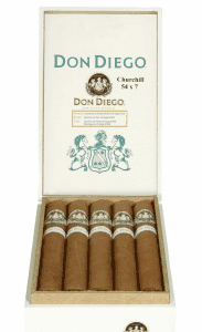 Don Diego Classic Churchill