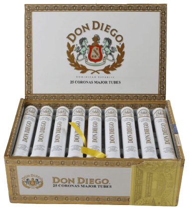 Don Diego Classic Coronas Major Tubes