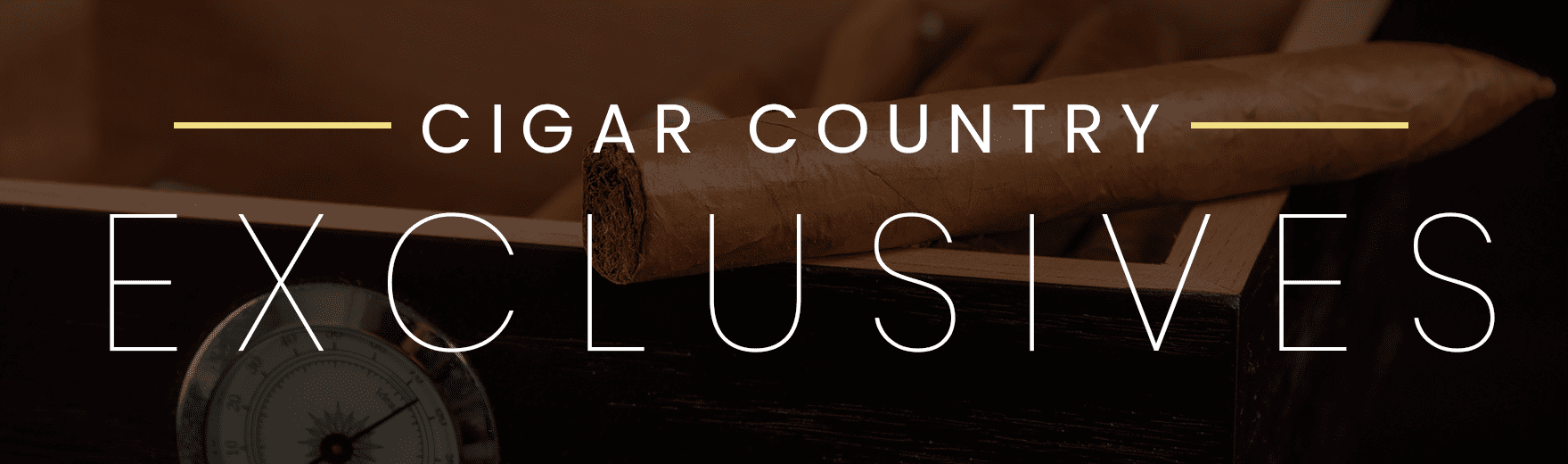 Cigar Country Exclusives where to buy cigars