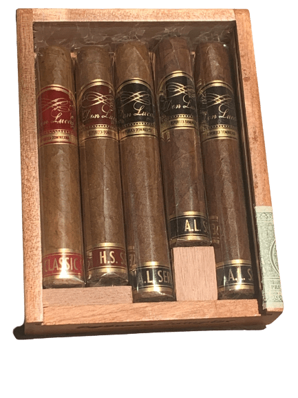 Don Lucas Robusto Sampler