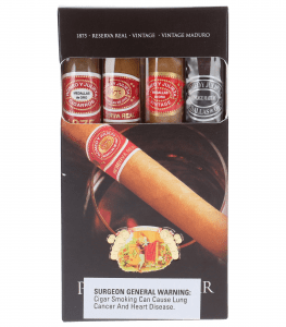 Romeo y Julieta Premium Cigar Corona Assortment