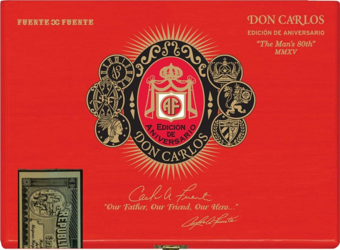 Arturo Fuente Don Carlos Eye of the Shark Limited Combo