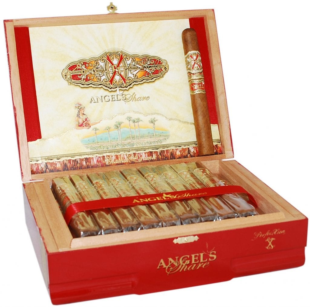 Fuente Fuente OpusX Angel's Share Perfecxion X