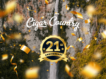 Cigar Country 21st Anniversary