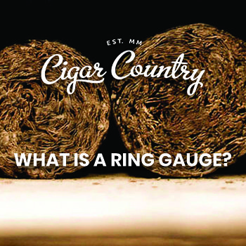 learn about the cigar ring gauge with cigar country