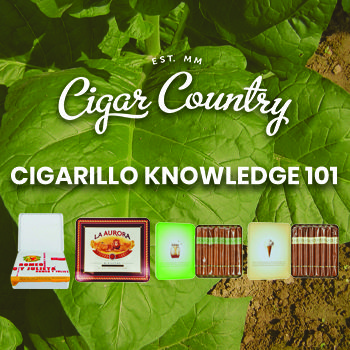 Learn about the best cigarillo brands Cigar Country has to offer .